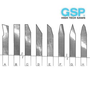 режущие кромки дисковых ножей