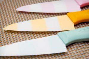 Заточить Керамический нож. общий вид