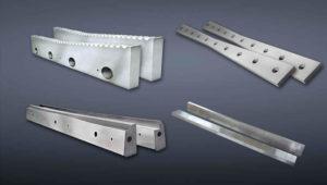 виды гильотинных ножей
