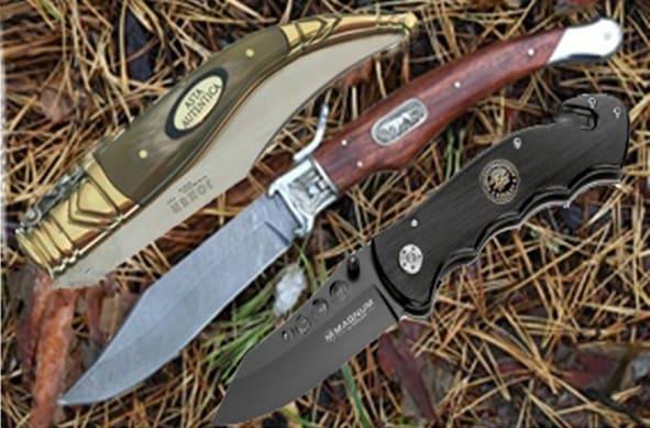 подбор складных ножей